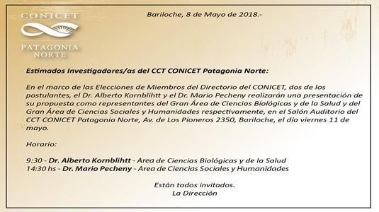 Invitación Elección Directorio 2c